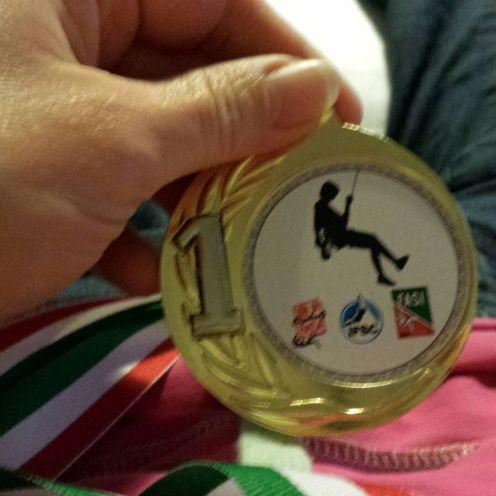 La medaglia di Loli